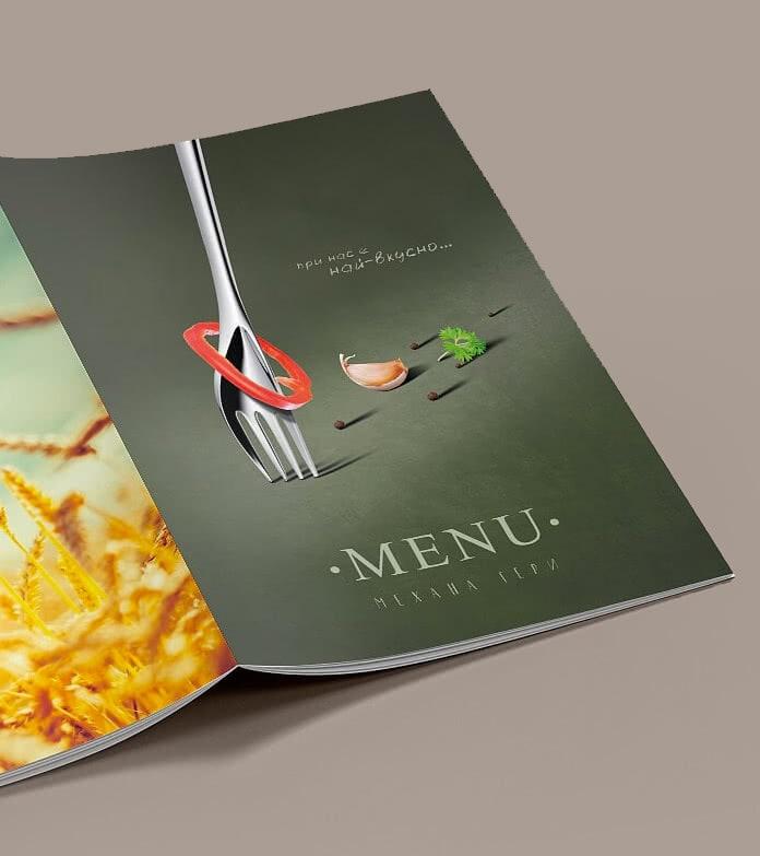 печат на менюта за механи и ресторанти на ниски цени