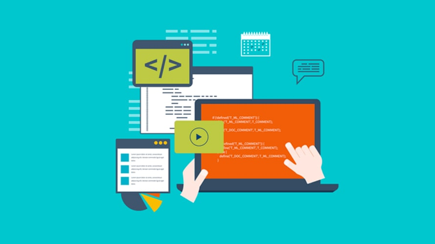 програмиране на сайт