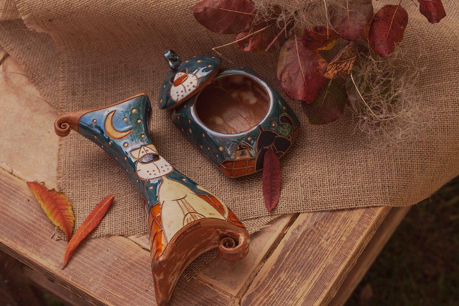 рекламна фотография на керамика