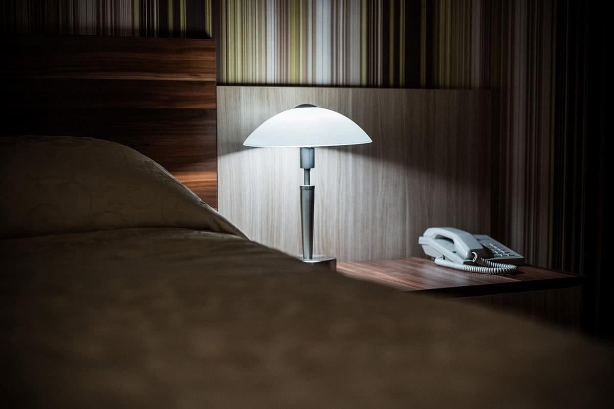 интериорна фотография за хотел