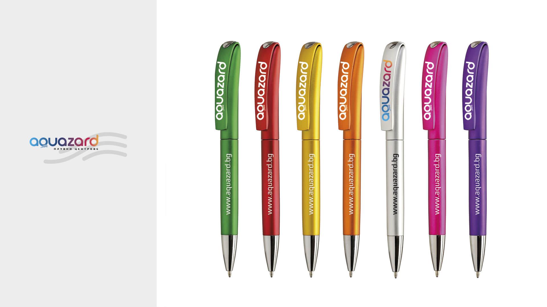 печат на фирмени химикалки